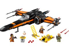 Poe's X-Wing Fighter? (75102)